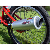 BICYCLE EXHAUST TURBOSPOK 100% MUSCLEPOWER,6 SOUNDS