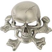 Louis Skull boucle de ceinture