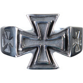 RING IRON CROSS II
