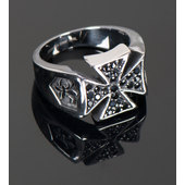 BAGUE WOMAN *CROSS*