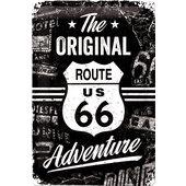 TIN SIGN *ROUTE 66