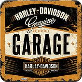 Harley Davidson Untersetzer Genuine
