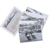 Nostalgie Postkarten, 5er-Set