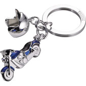 KEY-RING *CRUISING*, BLUE