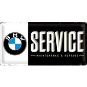 TIN SIGN *BMW SERVICE*