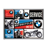 MAGNETSET BMW MOTORCYCLES