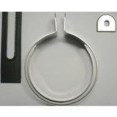 Universal Stainless Steel Exhaust Clamp