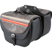 HELD LEATHER SADDLEBAGS