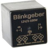 BLINKGEBER, 12V, 3-POLIG