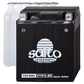 Saito AGM battery