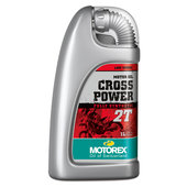 MOTOREX HUILE MOT. CROSS