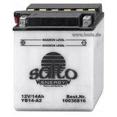 Saito Standard Battery