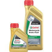 CASTROL BRAKE FLUID SURPASSES, DOT4