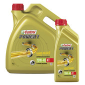 CASTROL MOTORENOEL POWER1 10W-40, 4T , HC-SYNTHESE