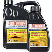 Procycle 2T Scooter Engine Oil
