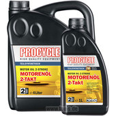 Procycle 2T Engine Oil