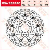 TRW Racing Brake Discs