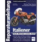 Bucheli Reparaturanleitung Italiener