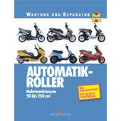 Haynes Wartung und Reparatur Automatik-Roller, 50 bis 250 ccm, 312 S.