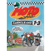 Motomania Comics Band 1-3