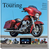 BOOK-HARLEY DAVID.TOURING