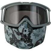 Shark Goggle including Mask Raw und Drak