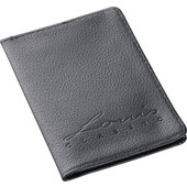 Vehicle Registration Certificate Holder Faux Leather, 3 Pockets
