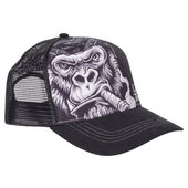LETHAL THREAT TRUCKER CAP