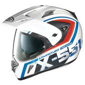 X-551 Adventure n-com Endurohelm