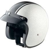MTR Jet Fiber Glitter Jet Helmet