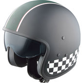 Highway 1 Vintage Fiber Jet Helmet