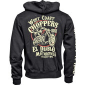 West Coast Choppers El Diablo Kapuzenjacke