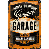 Blechschild Harley-Davidson Logo