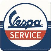 Vespa Untersetzer Service Maße: 9 x 9 cm, pro Stück