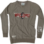 WCC RETRO GARAGE SWEAT BEIGE