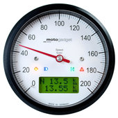 Motogadget Analogue Speedometer