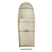 COQUE SELLE LOUIS TYPE 03
