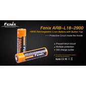 FENIX LI-ION AKKU 18650
