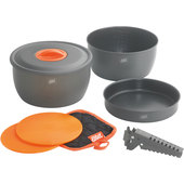 ESBIT ALUMINIUM COOK SET