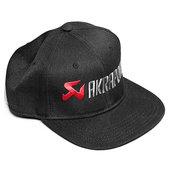 Akrapovic Baseball Cap Flat Universal Schwarz