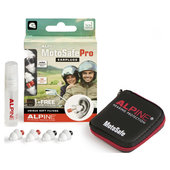 Alpine Motosafe Pro earplugs set