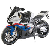 BMW S 1000 RR BJ. 09- ILMBERGER CARBON PARTS