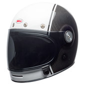 Bell Bullitt carbon Pierce black/white