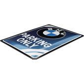 BLECHSCHILD *BMW PARKING