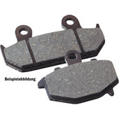 Brake-Pads Organic With ABE Different Models