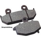 Brake-Pads Organic With ABE