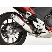 HURRIC SUPERSPORT EXHAUST