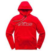 Blaze Hoodie Red
