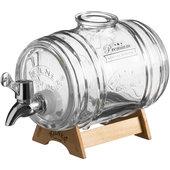 KILNER Fass mit Zapfhahn Fassungsvermögen 1 Liter