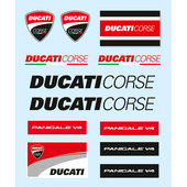 Ducati Sticker Set
